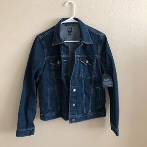 BRAND NEW GAP jean jacket